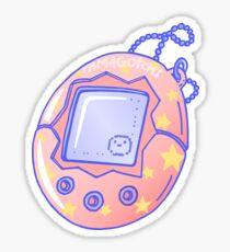 Tamagotchi Erinnerungen Sticker