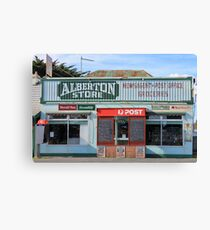 Iconic General Store Canvas Print
