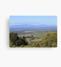 Wilsons Prom Lookout Canvas Print