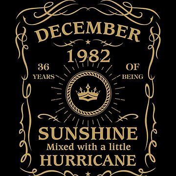 December 1982 Sunshine mixed Hurricane by lavatarnt