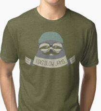 The Quiet Storm Tri-blend T-Shirt