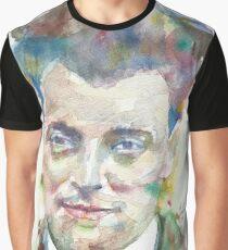 WOLFGANG PAULI - watercolor portrait.1 Graphic T-Shirt