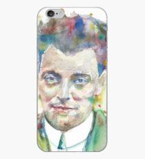 WOLFGANG PAULI - watercolor portrait.1 iPhone Case