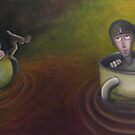 Storm in a teacup by Glenn McLeary