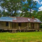 Abondoned Home by TJ Baccari Photography