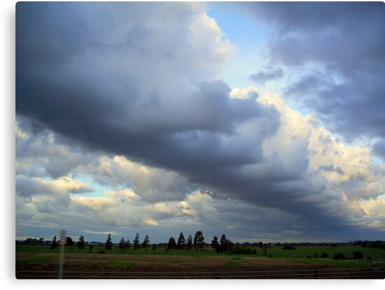 Before the Storm by Tom Newman
