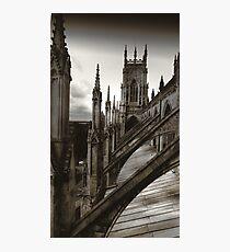 york minster,  york england Photographic Print