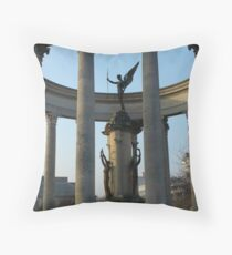 Cenotaph, Cardiff Throw Pillow