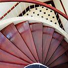 Jarrah Stairway by V1mage