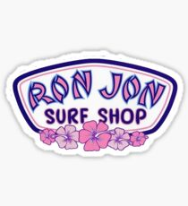 Ron Jon Hawaii Sticker