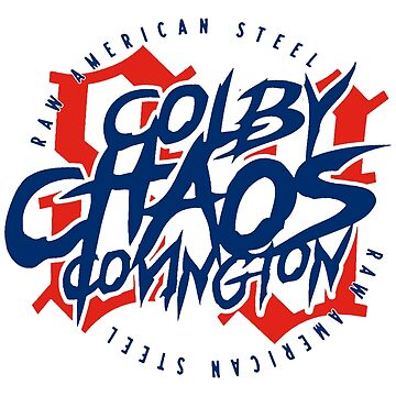 Colby 'Chaos' Covington: Raw American Steel by MillSociety