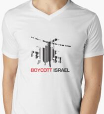 Boycott Israel (heli version) T-Shirt