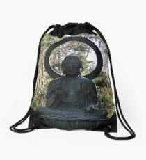 Buddah Drawstring Bag