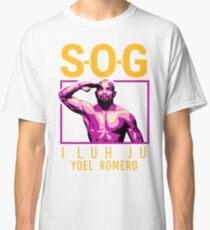 Yoel Romero: SOG I Luh Ju Classic T-Shirt
