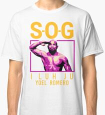 Camiseta clásica Yoel Romero: SOG I Luh Ju