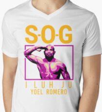 Yoel Romero: SOG I Luh Ju Men's V-Neck T-Shirt
