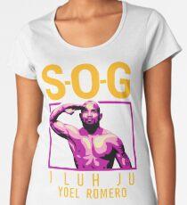Yoel Romero: SOG I Luh Ju Women's Premium T-Shirt