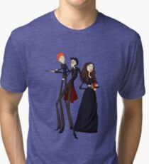 Tim Burton's Potter Tri-blend T-Shirt