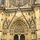 Saints Vitus Cathedral - front by Maria1606