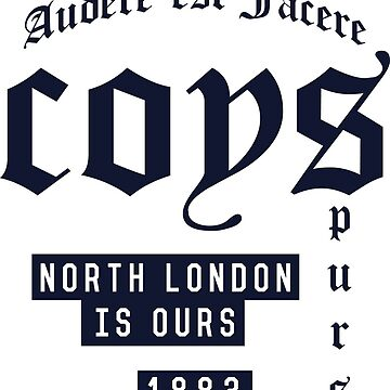 COYS - North London by frajtgorski
