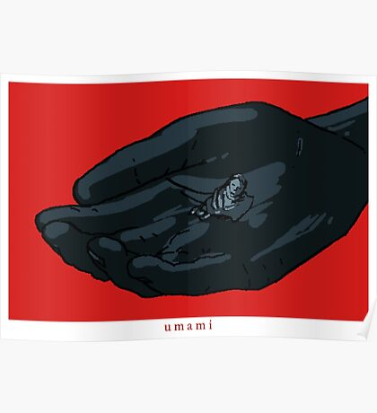 Ghost's Hand Poster