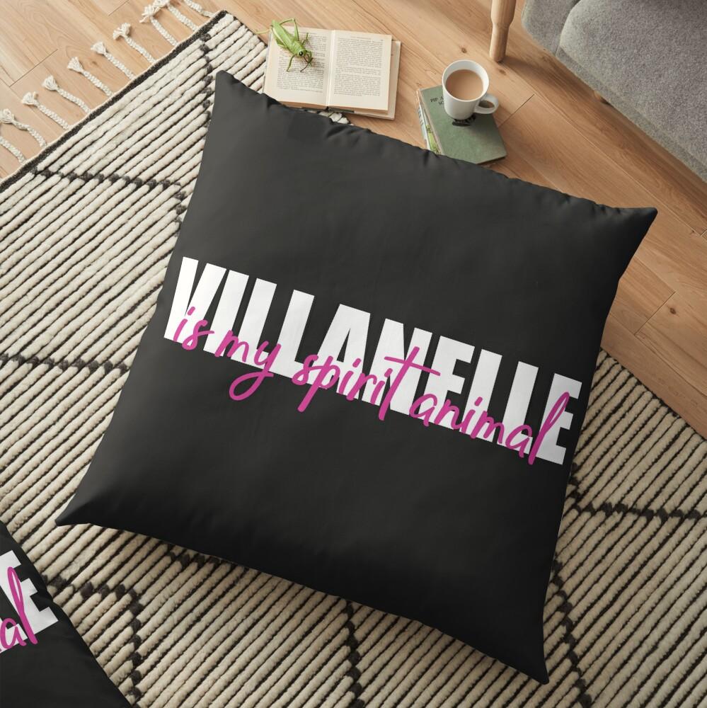VILLANELLE Floor Pillow