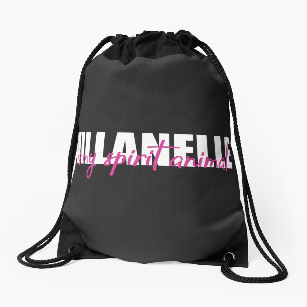 VILLANELLE Drawstring Bag