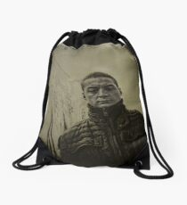 { rue } Drawstring Bag