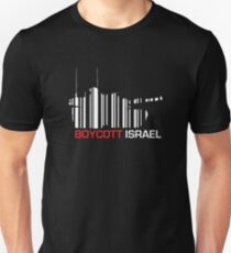 Boycott Israel (tank version) T-Shirt
