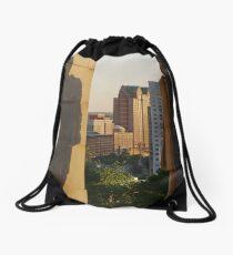 Protective Shadow Drawstring Bag