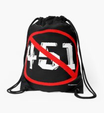 NO 451! Drawstring Bag