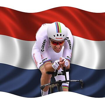 Tom Dumoulin - Dutch Flag by AKindChap