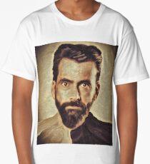 David Tennant Painted Long T-Shirt