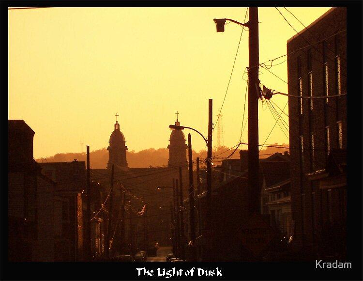 The Light of Dusk by Kradam