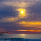 Serenity By The Sea  by Denise  Vasquez