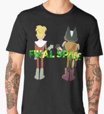 Final Space. Men's Premium T-Shirt