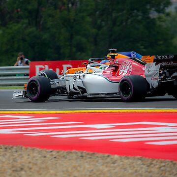 Formula 1 by Srdjanfox