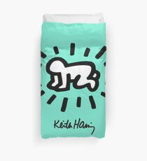 Keith Haring Baby Duvet Cover