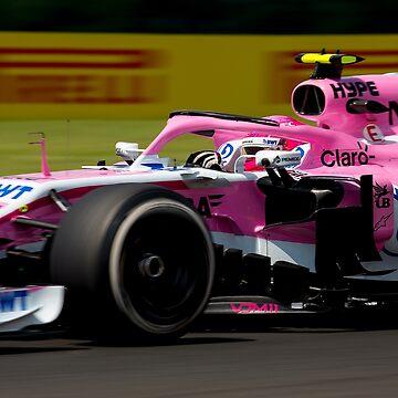 Force India Formula 1 by Srdjanfox