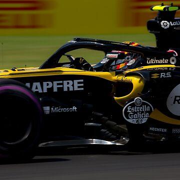 Renault Formula 1 by Srdjanfox