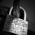 Enchained promises in B&W by TaniaLosada