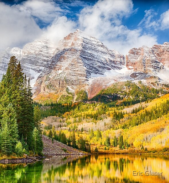 Peak Colors by Eric Glaser