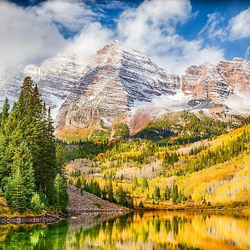 Peak Colors by glasere