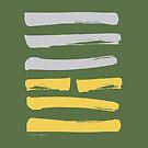 10 Conduct I Ching Hexagram by SpiritStudio