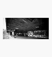 South Bank Graffiti - 5/5 Photographic Print