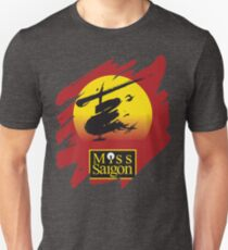 Musical Broadway Show Theatre von Miss Saigon Unisex T-Shirt