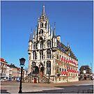 Hans Bax's hometown: Gouda by Adri  Padmos