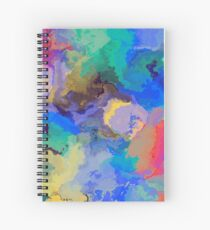 Lost in space Spiral Notebook