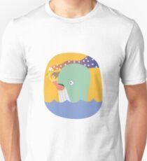 Whale Ride Unisex T-Shirt