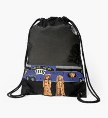 Scream Fashion Drawstring Bag